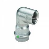 Угол пресс-В компактный нержавеющая сталь Sanpress Inox VIEGA 22х1/2'