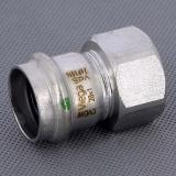Муфта пресс-В нержавеющая сталь Sanpress Inox VIEGA 28х1'