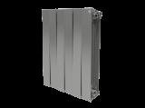Радиатор Royal Thermo PianoForte 500/Silver Satin - 10 секц.