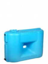 Бак д/воды Combi W-1100 BW (сине-белый) с поплавком