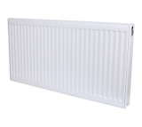 ROMMER 11/300/600 радиатор стальной панельный нижнее правое подключение Ventil (цвет RAL 9016)