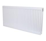 ROMMER 11/300/1400 радиатор стальной панельный нижнее правое подключение Ventil (цвет RAL 9016)