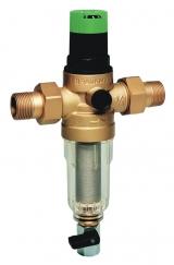 "Honeywell FK06-1"" AA фильтр 100мк с редуктором давления"